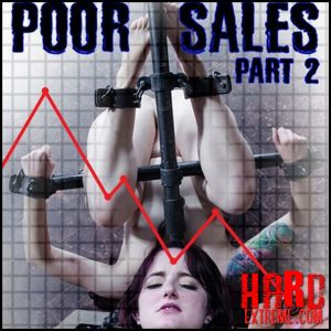 Insex – Poor sales part 2 – Ariel Blue – HD, bondage porn, bdsm video (Release May 13, 2017)