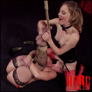 WhippedAss – Make that dick disappear: bombshell christina carter returns – HD, lezdom, slave, pussy eating (Release June 23, 2017)