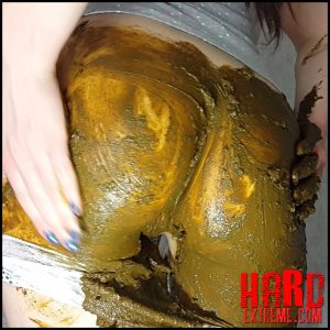 Anna Coprofield – Panty Poop – Full HD-1080p, scat, defecation, scatology (Release June 22, 2017)