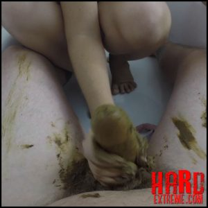 HotScatWife – SHIT FUN with DIRTY COUPLE – Full HD-1080p, extreme scat, scat swallow (Release June 22, 2017)