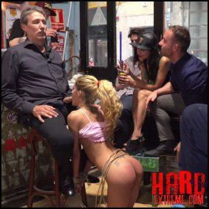 PublicDisgrace – Petite shy latina gabriela flores' first public fucking – Full HD-1080p, discipline, humiliation, voyeur (Release July 12, 2017)