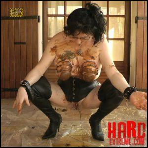 ChienneMary – Scat slut bondaged – Full HD-1080p, scat defecation, scatology, poop (Release July 06, 2017)