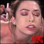 All natural bondage slut endures torment and suffering with squirting orgasms – HD, ball gag, the pope, handler (Release July 21, 2017)