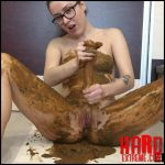Ella Gilbert – Ur friend fucks my poopoo hole – Full HD-1080p, scatology, poop, shit (Release July 13, 2017)