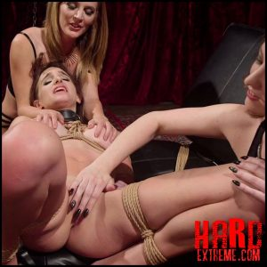 House slaves' revenge: insatiable painslut gets beaten and fucked – HD, lesbian anal, dominatrix, face sitting (Release July 06, 2017)