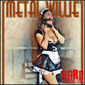 Infernal Reastraints – Metal willie – Olive Glass – HD, male domination, hardcore bondage (Release July 02, 2017)