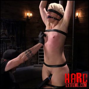 DeviceBondage – Captured cougar – HD, metal bondage, ball gag, the pope (Release July 28, 2017)