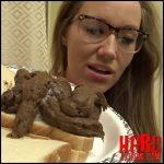 Goddess Ryan – Eat My Spit & Shit Sandwich – Full HD-1080p, poop, shit, kaviar scat, pooping girls (Release August 26, 2017)