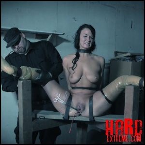 Infernal Restrains – Unhappily married part 1 – London River – HD-720p, face slapping, bruises, belt (Release August 26, 2017)