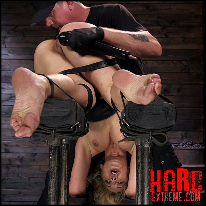 Extreme Fuck Machine Bondage