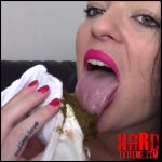 Evamarie88 – Shit My Pants On Sofa Then Lick It – Full HD-1080p, amateurs scat, panty pooping (Release September 30, 2017)