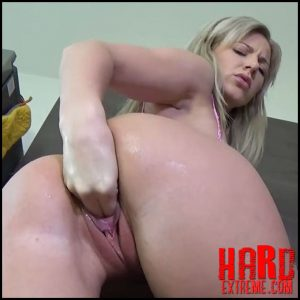 Selbst Fisting warum auch nicht with BlondSweetie – Full HD-1080p, extreme solo fisting, fisting pussy (Release October 15, 2017)