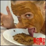 Brown wife – I eat many grapes with shit – Full HD-1080p, scat girls, poop videos, amateurs scat (Release October 22, 2017)