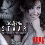 Infernal Restrains – Stuff Me Staar – Stephie Staar – HD-720p, bdsm dondage porn, depfile bdsm (Release November 1, 2017)
