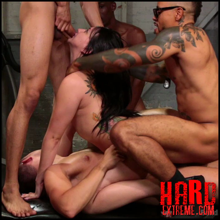 Amateur Slut Wife Gang Bang
