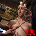 Gorgeous Blonde Cadence Lux is a Good Whore – HD-720p, role play, Caning, leather (Release October 29, 2017)