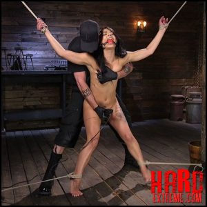 Hogtied – Tiny Sexual Plaything Gina Valentina Tied and Fucked in Rope Bondage – HD-720p, bdsm story, bdsm slave sex (Release October 06, 2017)