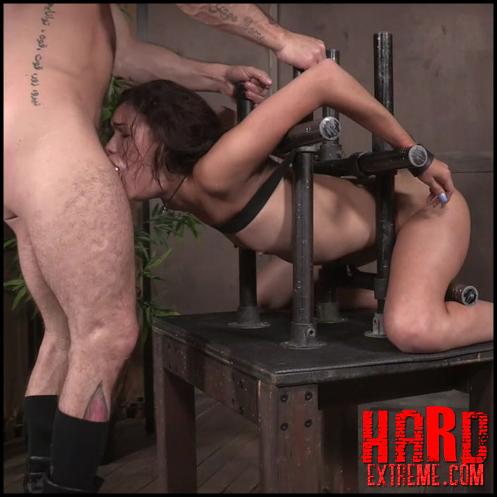 Sexually Broken Bondage Squirt
