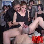 PublicDisgrace – Petitie Slut Nerea Falco Shaves Head and Gets Gang Fucked in Public – HD-720p, multiple orgasms, Vaginal fisting (Release October 24, 2017)
