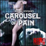 Infernal Restrains – Carousel of Pain – Nyssa Nevers, Nadia White – HD-720p, bdsm training, slave training (Release November 23, 2017)