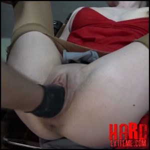 Heavy use – Part 39 with KarinaHH – Full HD-1080p, super fisting, pussy fisting, extreme (Release November 21, 2017)