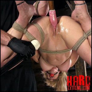 Hogtied – Buff MILF Cherie Deville Submits to Rope Bondage and Unwilling Orgasms – HD-720p, The Pope, Vibrator, slave, dungeon (Release November 12, 2017)