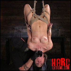 Hogtied – Girl Next Door Serena Blair Restrained and Made to Cum in Rope Bondage – HD-720p, Hitachi, athletic, brunette, sadism (Release November 23, 2017)