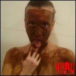 Brown wife – Bathing in shit water. Part 1 – Full HD-1080p, scat girls, poop videos, amateurs scat (Release December 20, 2017)