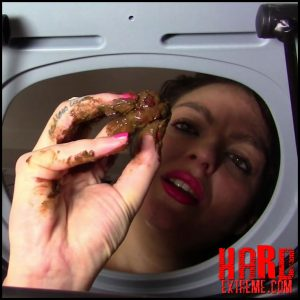 Evamarie88 – Cum, Pee And Poo For My Toilet Slave (Toilet Chair) – Full HD-1080p, defecation, scatology, poop, shit (Release December 02, 2017)