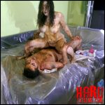AstraCelestial – Margareth's SuperHot First Scat Experience. Complete Video – Full HD-1080p, huge turds, kaviar scat, Poop (Release December 18, 2017)