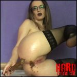 JosslynKane – Red and dirty – Full HD-1080p, shitting ass, scat girls, poop videos (Release December 21, 2017)