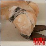 Mylene Shower w garter & stockings on – Full HD-1080p, bathtub, fetish, bubbles, sshole (Release December 28, 2017)