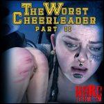 RealTimeBondage – The Worst Cheerleader Part 2 with Luna LaVey – HD-720p, bdsm sex, bondage video (Release December 05, 2017)