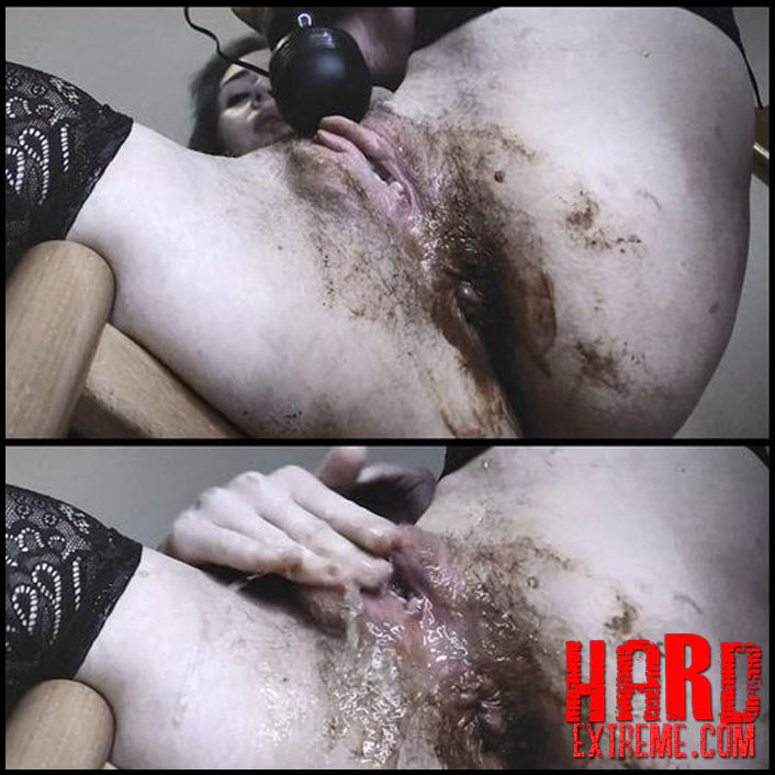 poop after anal sex hot pussy black cock