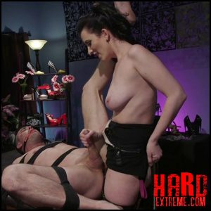 Cherry Torn Dominates and Fucks Foot-Sniffing Pervert Lance Hart – HD-720p, Prostate Stimulation, CBT, orgasm (Release January 19, 2017)