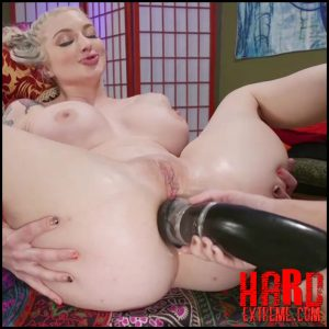 Hole-istic Healer Fists & Fucks The Butthole Chakra – HD-720p, Lesbian, lesbian anal dominatrix, anal stretching (Release January 28, 2018)