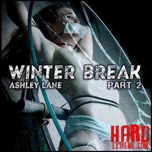 Infernal Restrains – Winter Break Part 2 with Ashley Lane – HD-720p, bondage porn, male domination, pain slut (Release February 5, 2018)