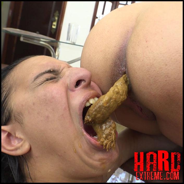 Extreme facial porn