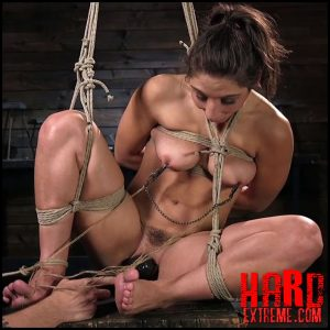 Hot Body Abella Danger Disciplined and Made to Cum in Rope Bondage – HD-720p, dildo, multiple orgasms, Hitachi (Release February 02, 2018)