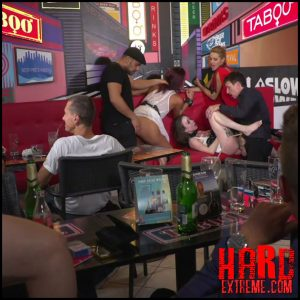 Fresh Meat Angel Rush and Lyen Parker Humilated and Fucked in Public – HD-720p, Bdsm Domination, Male Domination, Anal (Release February 22, 2018)