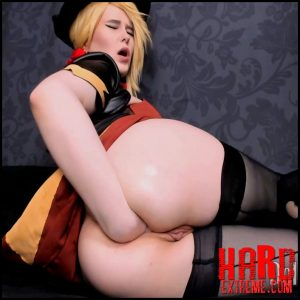 DollFaceMonica – Overwatch Mercy witch secret ritual – Full HD-1080p, anal fisting, extreme ass fisting (Release March 31, 2018)