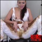Evamarie88 – Fart, Poo And Smear My Pjs – Full HD-1080p, shitting ass, scat girls, poop videos (Release March 20, 2018)