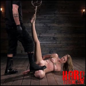 Girl Next Door Ashley Lane in Extreme Bondage with Squirting Orgasms – HD-720p, male domination, extreme bdsm (Release March 28, 2018)