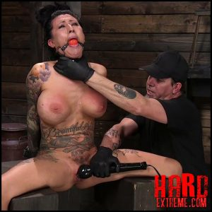 Tattooed Slut Lily Lane In Diabolical Bondage and Suffering – HD-720p, bdsm sex, extreme sex, bondage girl (Release March 12, 2018)