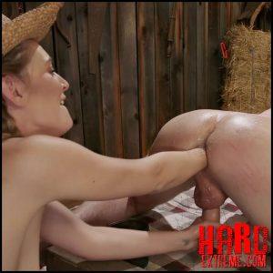 Rancher Mona Wales Breeds New Beefcake Pierce Paris – HD-720p, Prostate Stimulation, CBT, orgasm, denial (Release March 31, 2018)