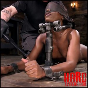 Ana Foxxx is Machine Fucked, Flogged, Shocked And Made to CUM – Full HD-1080p, Corporal Punishment, Fingering, Choking (Release April 08, 2018)