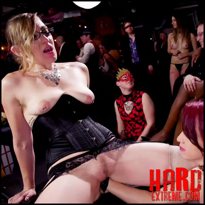 Masochistic Anal Sluts Love It All at the BDSM Ball – HD-720p, FETISH,  Humiliation, Flogging, Corporal Punishment (Release April 11, 2018)