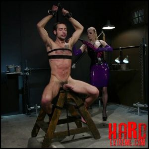 Svelte Blonde Delirious Hunter Punishes and Fucks Buttslut Slave – HD-720p, pain, slut, Prostate Stimulation, CBT (Release April 25, 2018)