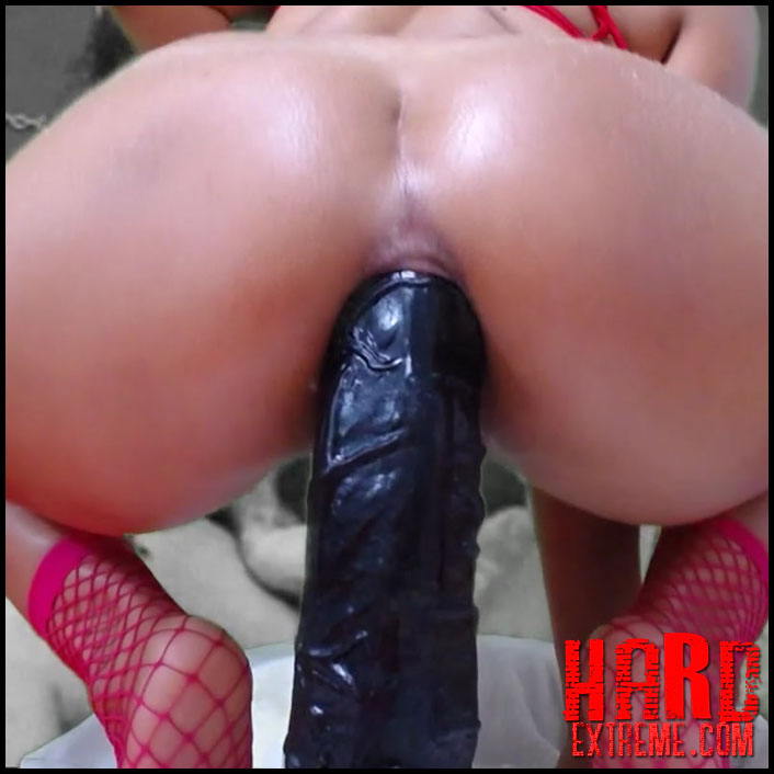 Big Ass Anal Dildo Ride