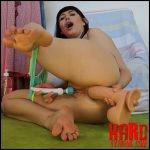 Mylene – Slow anal huge toy & orgasms – Full HD-1080p, bare feet, magic wand, clit play (Release June 20, 2018)